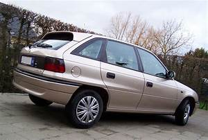 1997 Opel Astra - Pictures