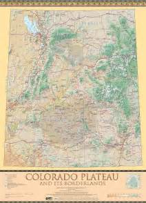 The Colorado Plateau  Map  U0026 Guide To Public Lands On The