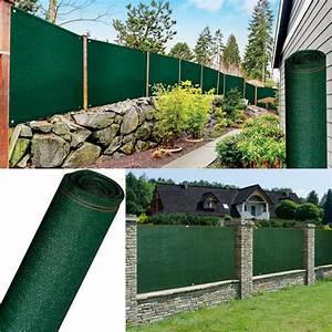Brise Vue Plexiglass : brise vue renforc 1 5 x 10 m vert 220 gr m luxe pro ~ Premium-room.com Idées de Décoration