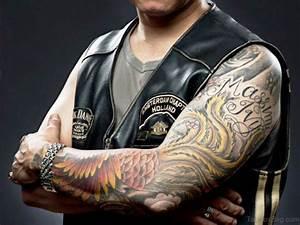 42 Incredible Kraken Tattoos On Shoulder