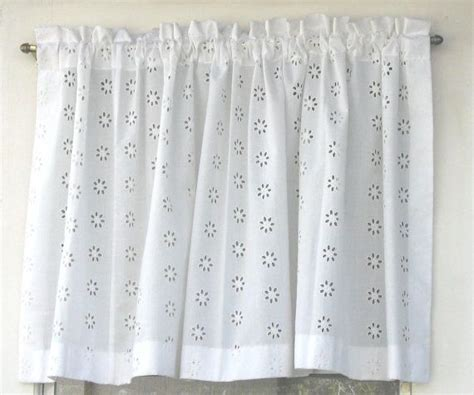 25 best ideas about white eyelet curtains on pinterest
