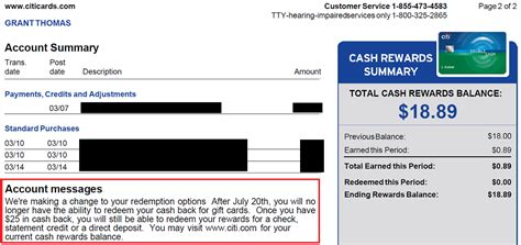 Check spelling or type a new query. Goodbye Citi Double Cash Gift Card Redemption; Hello ...