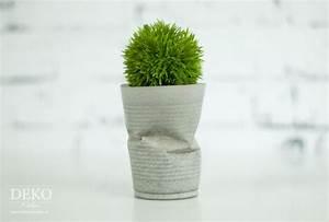 Vasen Aus Beton : diy coole knickvasen aus beton deko kitchen ~ Sanjose-hotels-ca.com Haus und Dekorationen