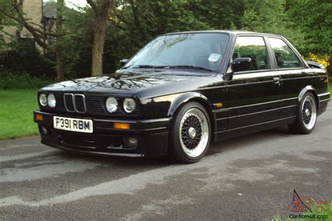 1988 Bmw 325i by 1988 F E30 Bmw 325i Se Schwartz Factory Fitted Mtech 2 Edition