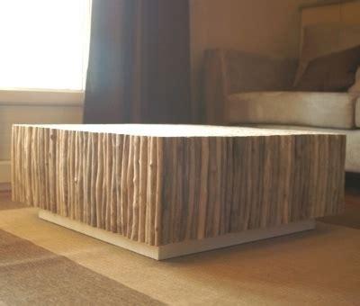 deco table bois flotte 17 best images about table basse on villas