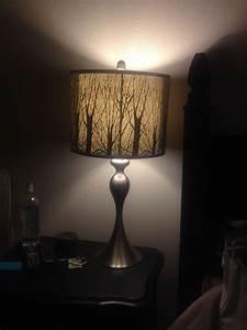 2, Nightstand, Lamps, Homegoods