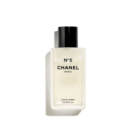 N°5 THE BODY OIL - Fragrance - CHANEL