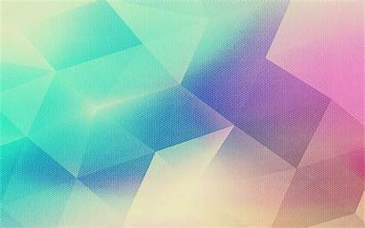 Abstract Polygon Shape Line Pattern Macbook Desktop