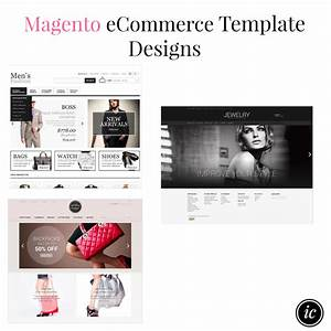 magento homepage template - ecommerce website template designs imperfect concepts