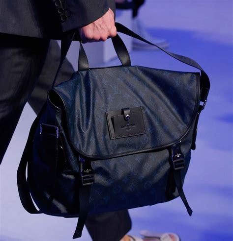 louis vuittons spring  mens show  bucket bags werent   women purseblog
