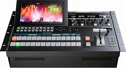 Switcher Roland Multi Screen Mixer Format Edirol