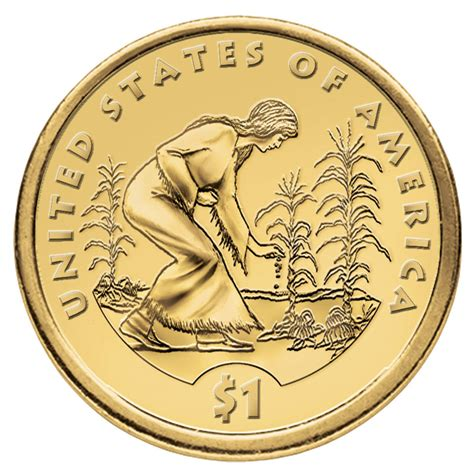 sacagawea dollar the complete collection of sacagawea golden dollars the danbury mint