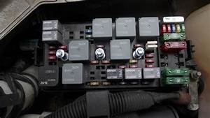 Fuse Box On Buick Lesabre 2001