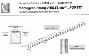 Regel Air Fensterfalzlüfter Erfahrungen : regel air 30 sl forte 1 paar schiebe l fter dichtung sw mit fensterfalz l fter rf 17 ~ Eleganceandgraceweddings.com Haus und Dekorationen