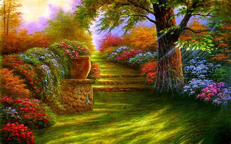 garden image full hd garden wallpaper