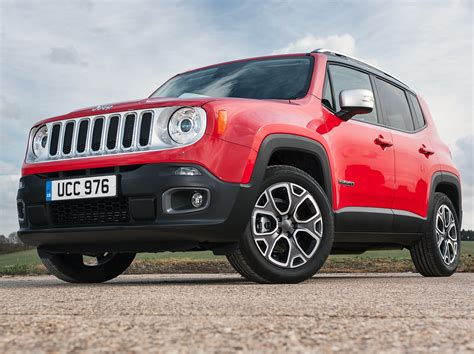 small jeep jeep renegade jeep s first small suv motoring world nigeria