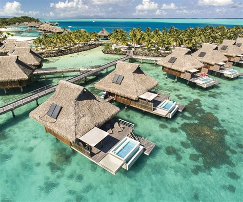 Hôtel Conrad Bora Bora Nui Travel With E Tahiti Travel