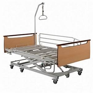 Lit Medicalise 120 : handicahpp ~ Premium-room.com Idées de Décoration