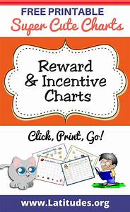 Free Printable Reward Incentive Charts For Kids Acn