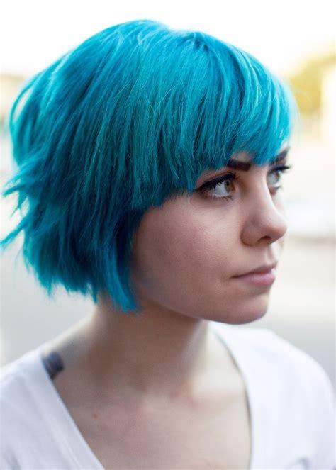 1000 Ideas About Best Blue Hair Dye On Pinterest Blue