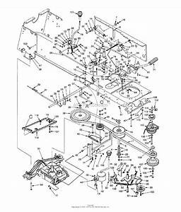Mtd 14aq825h206  1997  Parts Diagram For Drive  Pedal