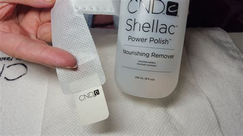 Remove Shellac Nail Polish (nail Enthusiast Process