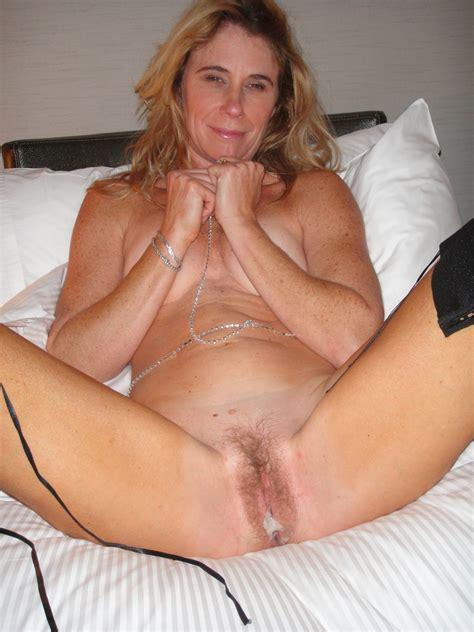59 · slut wife bridgette hot mature hairy pussy