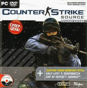 Counter-Strike: Source (2012) Linux box cover art - MobyGames