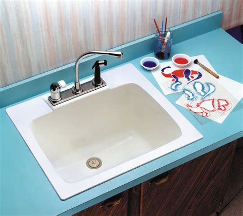 Mustee Utility Sink Cover by Mustee Product Lines Laundry Utility Sinks