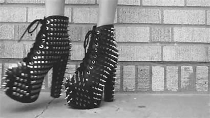 Boots Goth Gothic Shoes Grunge Alternative Pastel