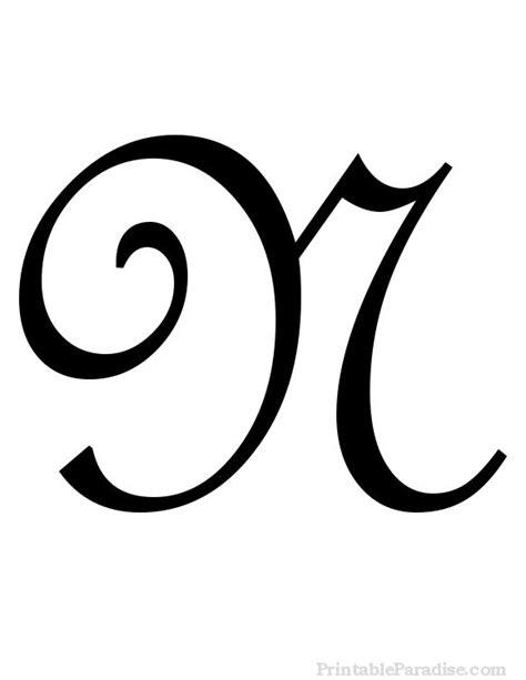 printable letter   cursive writing cursive letters fancy cursive letters fancy cursive