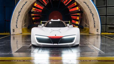 Pininfarina H2 Speed Supercar Wallpaper
