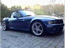 Purchase used 2001 BMW Z3 30i RARE TOPAZ BLUE, CALIFORNIA