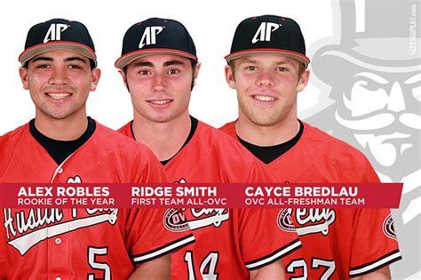 Austin Peay State University Baseball Alex Robles Ridge