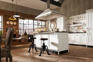 Moderne Landhausküche Weiß : shabby chic k che aus vollholz edle landhausk chen ~ Markanthonyermac.com Haus und Dekorationen