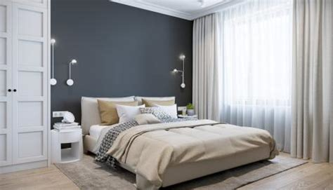 deco chambre adulte chambre  coucher moderne zen