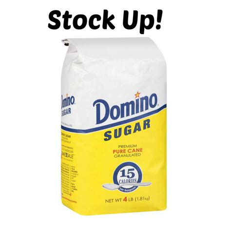 Great Deal On Domino Sugar At Publix! (Starts 7/30)