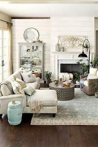 Best 25 Farmhouse living rooms ideas on Pinterest