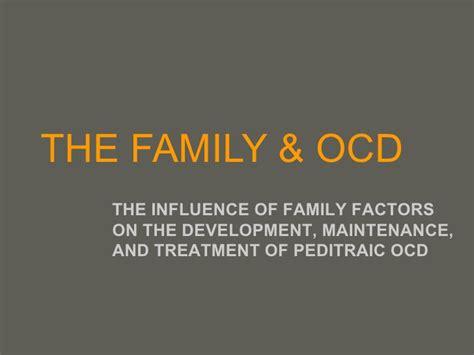 The Family & Ocd