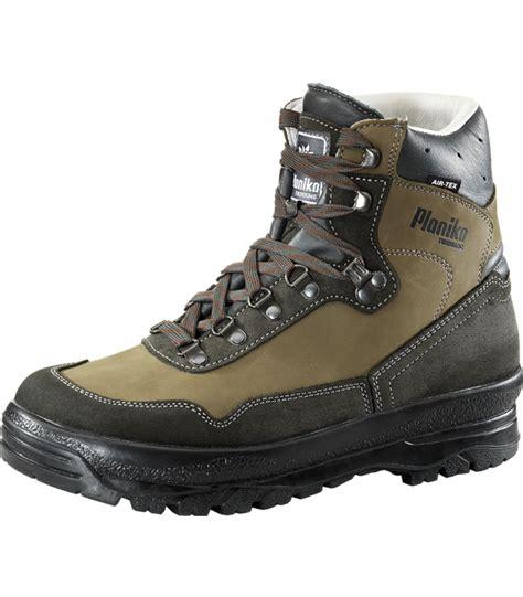 Planika Epir Men Air Tex temno zeleni pohodni čevlji - Romi