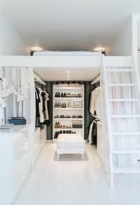 Quarto Com Closet, +70 Modelos e Projetos Para Seu Quarto