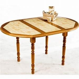 Table Ronde Cuisine : grande table de cuisine maison design ~ Teatrodelosmanantiales.com Idées de Décoration