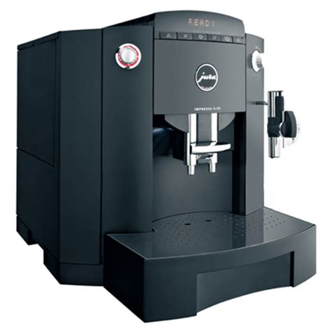 The e8 is built sturdily so that it can support a lot of coffee making. Jura XF50 Coffee Machine | My Coffee Shop