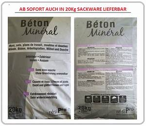 Beton Mineral Resinence : blog infabe ~ Michelbontemps.com Haus und Dekorationen