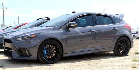 2015 Ford Focus Rs Specs