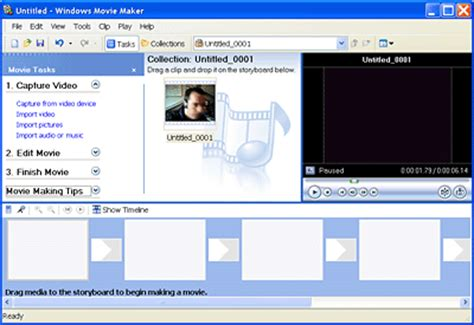 record  video clip  windows  maker