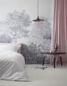 Decorating A Nursery by The New Hua Trees Wall Murals From Sian Zeng Dear Designer