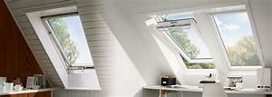 Velux Dachfenster Kosten : dachfenster austauschen und renovieren velux hat die passende l sung ~ Orissabook.com Haus und Dekorationen
