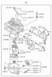 Robin  Subaru Eh72