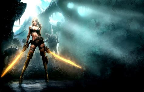 Awesome Gaming Wallpapers